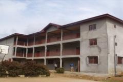 Schulgebäude Limbe